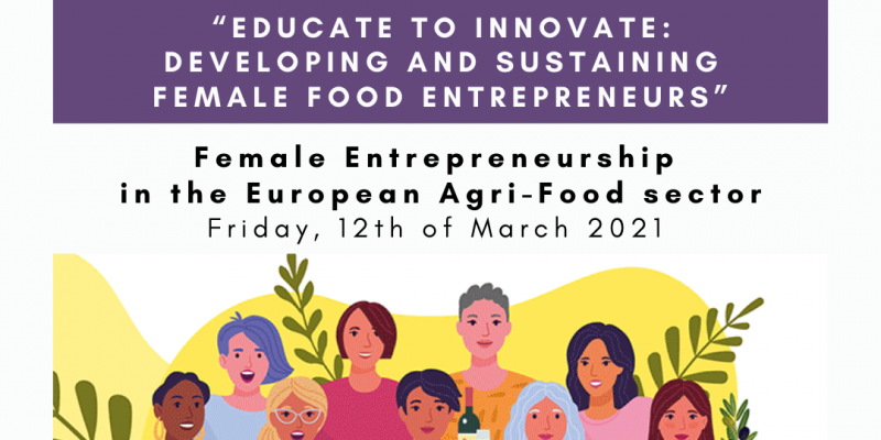 CIA Toscana, in collaboration with Donne in Campo Toscana, organizes, on Friday 12 March, a webinar presenting data and tools for females in the Agri-Food sector.